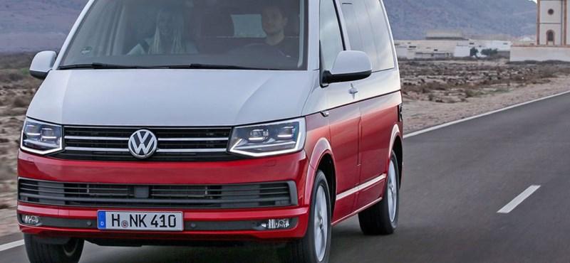 A németeknek akkora legenda a Balaton, hogy csináltak a VW lakóbuszából egy dedikált kivitelt