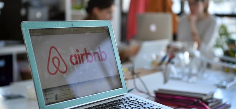 Alig fizetett adót az Airbnb