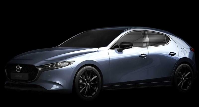 227 lóerős turbós benzinmotort kapott a Mazda 3