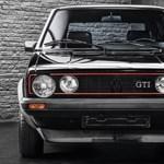 Az 1-es Golf Szent Grálja: eladó egy kiváló GTI Pirelli