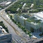 Nagy üzletbe vághatnak az MNB-alapítványok az FTC-stadionnál