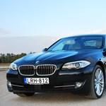 BMW 5 teszt: dinamit a vére