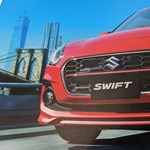 Máris megújul a Suzuki Swift