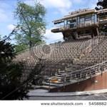 Szabadtéri színház mínusz 30 fokban
