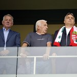 Újabb mozgolódás az Orbán-cégeknél, a kormányfő apjáé lett a Nehéz Kő