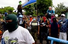 Már több mint 500 halottja és 4000 sebesültje van a nicaraguai tüntetéseknek