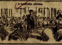 A trianoni békeszerződéssel megszületett az irredenta Magyarország
