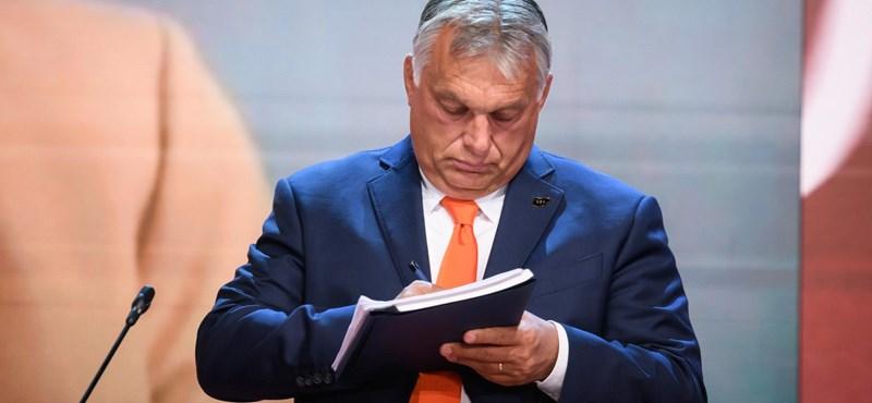 Orbán: Egyelőre nem lesznek szigorúbb járványügyi intézkedések Budapesten