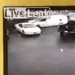 Durva balesettel zárult egy autós üldözés – videó
