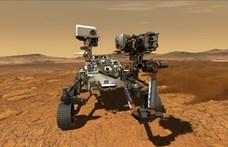 Félúton jár a Mars felé az új NASA-robot, amire igen fontos küldetést bíztak