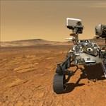 A Földön vizsgálhatják meg a Marsról származó mintákat