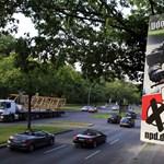 Neonáci plakát okozott botrányt Németországban