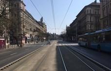 Áprilistól bővülhet a budapesti kerékpáros hálózat