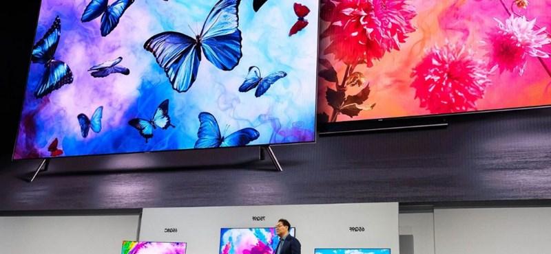 Tényleg befellegzett az LCD kijelzőknek, leáll a panelek gyártásával a Samsung