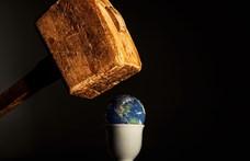 """""""Gyakorlatilag felmelegítjük a bolygót, ami megakadályoz bennünket a szaporodásban"""""""