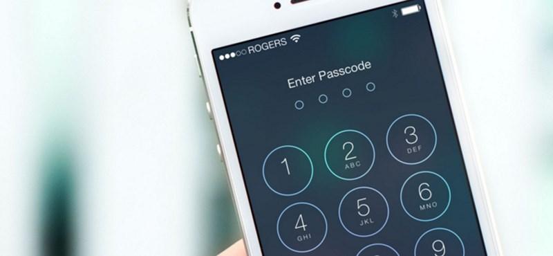 Főhet az Apple feje: valaki azt állítja, képes feltörni minden zárolt iPhone-t