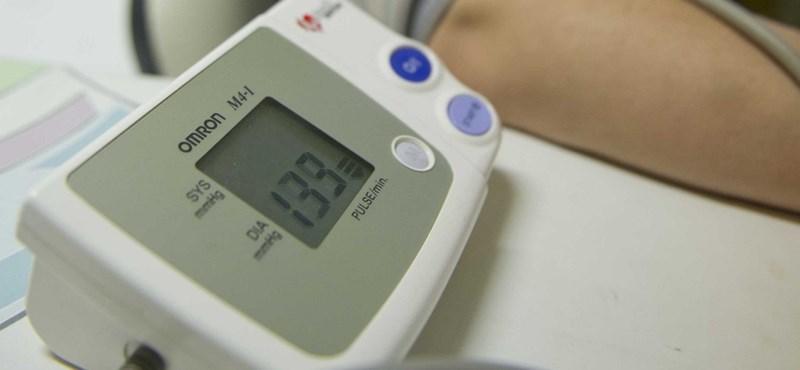 Magas vérnyomás: megéri diétázni és hallgatni az orvosra, a statisztika is igazolja