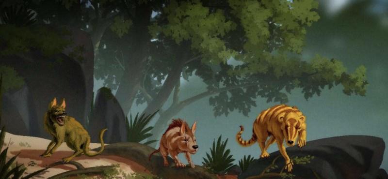 Los mamíferos no necesitaban mucho, aparecieron rápidamente en la Tierra tras la extinción de los dinosaurios