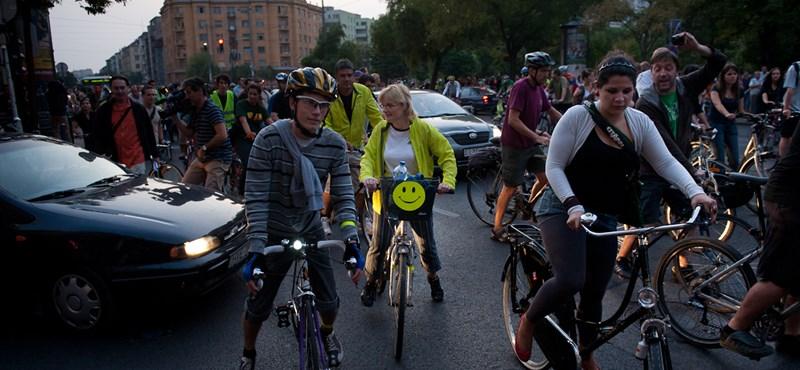 Biciklis rendőröket Budapestre?