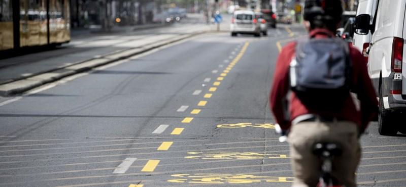 A járvány nagy vesztese a tömegközlekedés, feljött a bicikli és az autó egy felmérés szerint