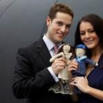 Meglátogatta Diana sírját Vilmos és Kate