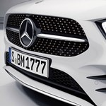 Kémfotókon a már alig álcázott következő kecskeméti Mercedes