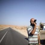 Vegyi fegyvereket szereztek a líbiai felkelők