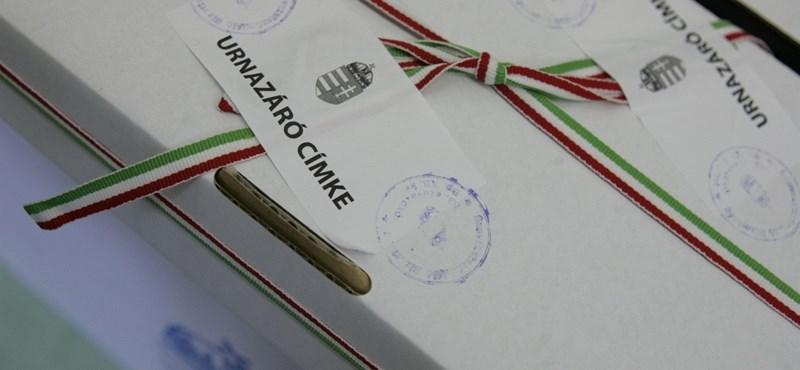NVI: a Fidesznél is volt hibás ajánlóív, de nincs gond ezzel