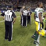 Amerika fellélegezhet, munkába állnak az NFL-játékvezetők