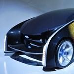 A jövő autója, amely folyamatosan változtatja a színét [videóval]