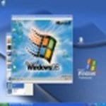 Windows 95 a Windows XP-ben!