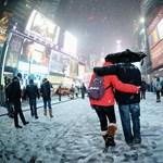 Durva felmelegedés jön Amerikában