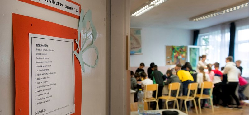 Megtorpant a pedagógusképzésekre jelentkezők számának növekedése: friss adatok