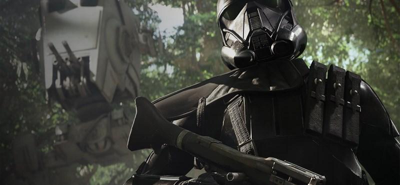 Ma este végre kipróbálhatja az eddigi legütősebbnek ígérkező Star Wars-játékot – videó