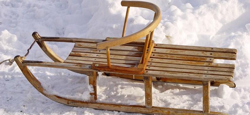 Leesett az első hó: Hová menjünk szánkózni?