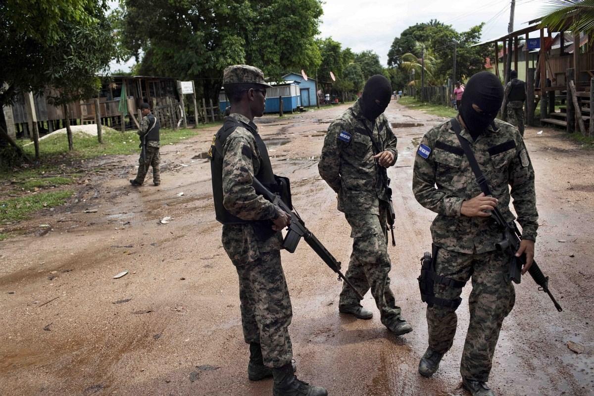 Ártatlan áldozatok a drogháborúban - Nagyítás-fotógaléria