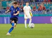 Továbbjutás elintézve: három góllal, simán verték Svájcot az olaszok - ez történt az Eb szerdai játéknapján