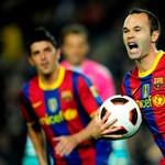 A Barcelona trénere szerint ma este elúszhat a bajnoki cím