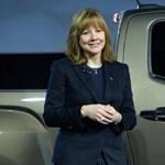 A GM főnöke a világ legbefolyásosabb üzletasszonya