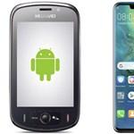 Előtte/utána: hihetetlen, mennyire megváltoztak 10 év alatt a mobilok