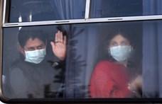 Koronavírus: már a 2500-at közelíti a halottak száma