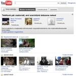 Tízszer annyi videó megy fel a Youtube-ra, mint 2007-ben
