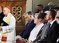 Átjárhatóbb határokért is imádkoztak Orbán és Merkel előtt Sopronban - kövesse nálunk az eseményt!