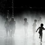 Megemlékezés és vihar a hét képein