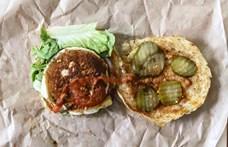 Megkóstoltuk a gyorséttermi vegaszendvicseket – és ma sem lettünk vegák
