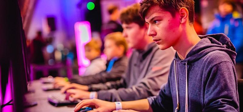 Már gamernek is lehet tanulni? Egyetemen, sőt középiskolában is van e-sport óra