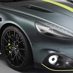 Olyan Aston Martin jött, amivel egy komplett család utazhat villámgyorsan