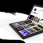 A Lenovo megmutatja: így kell összehajtható PC-t készíteni
