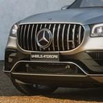 920 lóerős lett a Mercedes legnagyobb luxusterepjárója
