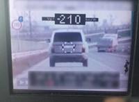 A rendőrség eloszlatott egy komoly tévhitet a gyorshajtásokról